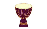 Funky Drumming and Dancing